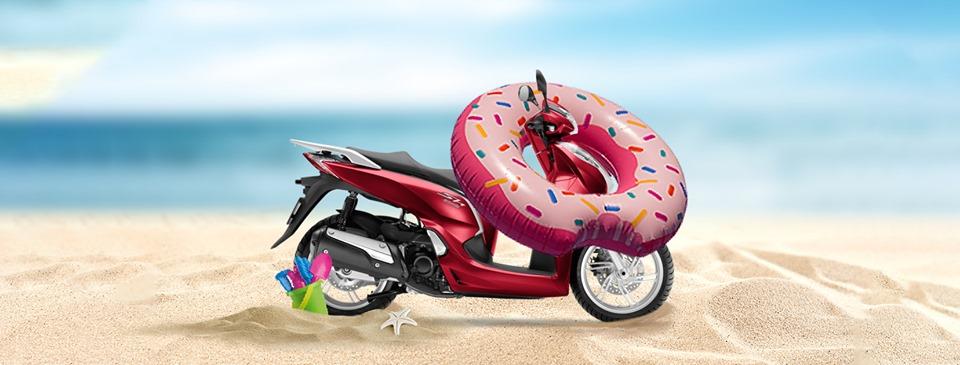"""Cavalca l """"Honda"""", da Mannarini ultime disponibilità Sh300 in speciale promo a km0"""