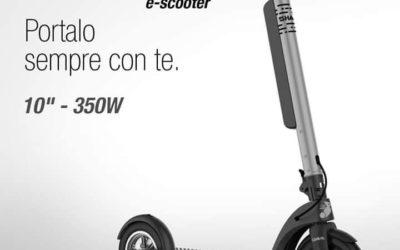 Mannarini presenta Shazzy, l'innovativo e-scooter per chi cerca autonomia, leggerezza e comfort di guida.